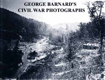 Logo for George Barnard's Civil War Photographs